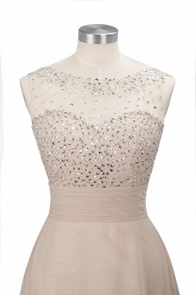 Beautiful Jewel Chiffon A-line Evening Dress_15