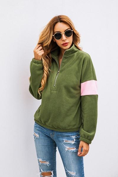 Women's Daily Basic Fall Short Fur Coats_12