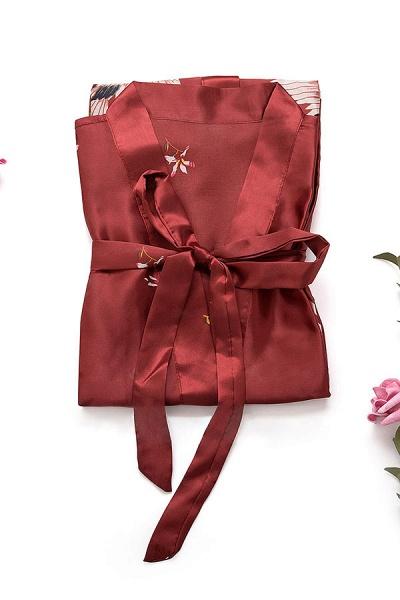 Personalized Wedding Gifts Bridesmaid&Bridal Robes_2