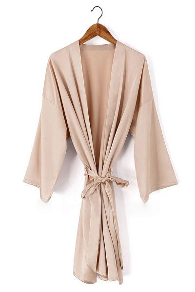 Personalized Sleepwear Bride & Bridesmaid Robes_4