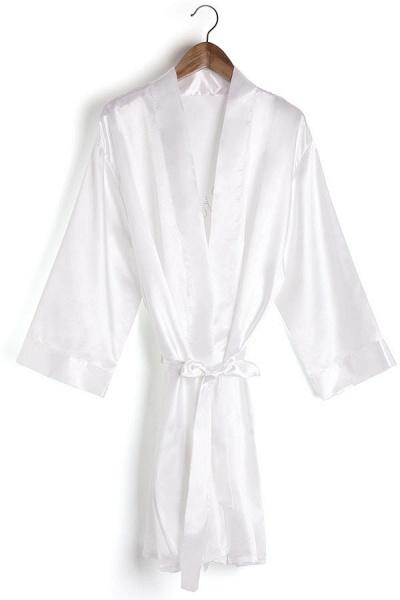 Personalized Rhinestone Bridesmaid & Bridal Robes_7
