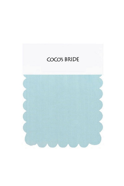 Cocosbride Bridal Tulle Color Swatches_8