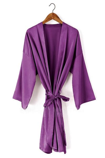 Personalized Sleepwear Bride & Bridesmaid Robes_5