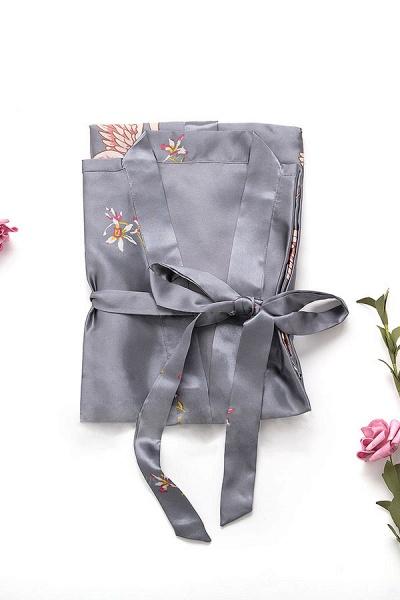 Personalized Wedding Gifts Bridesmaid&Bridal Robes_4