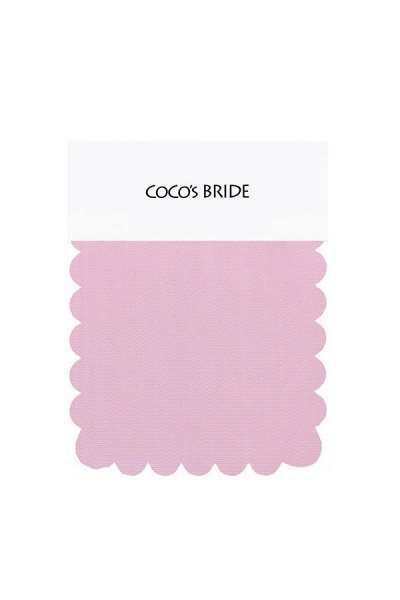 Cocosbride Bridal Tulle Color Swatches