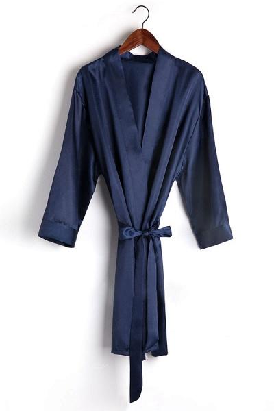 Personalized Rhinestone Bridesmaid & Bridal Robes_9