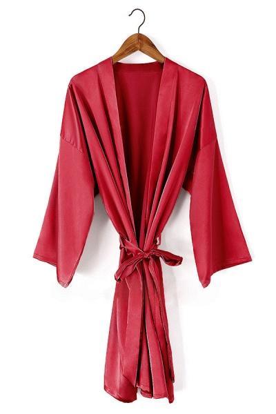 Personalized Sleepwear Bride & Bridesmaid Robes_3