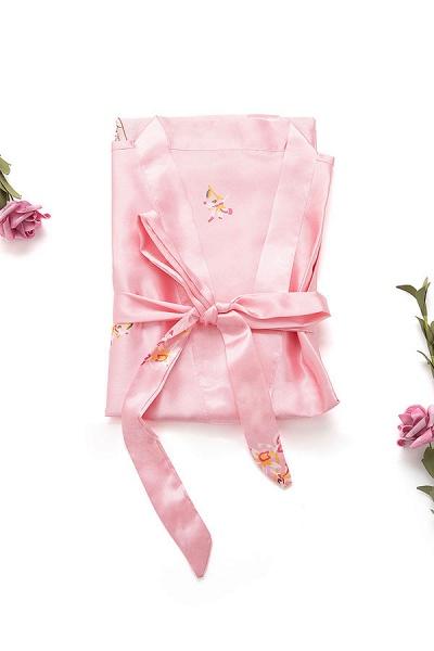 Personalized Glitter Print Bride & Bridesmaid Robes_1