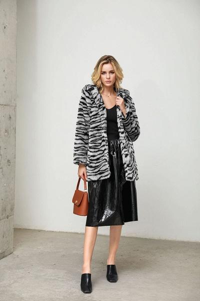 Daily Fall & Winter Hooded Leopard Faux Fur Coat_7