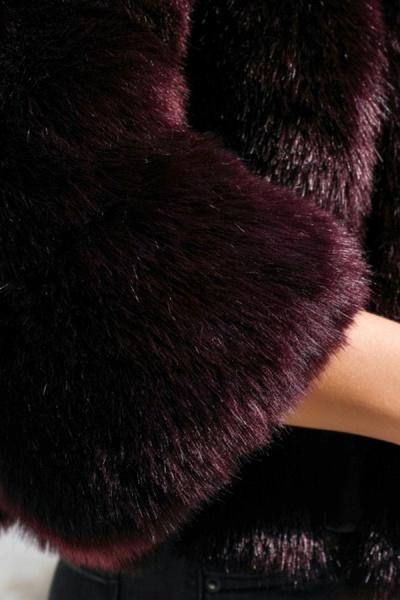 Women's Daily Basic Street Winter Faux Fur Coat_14