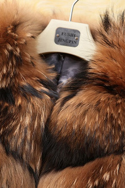 Women's Daily Basic Winter Faux Fur Coat_4
