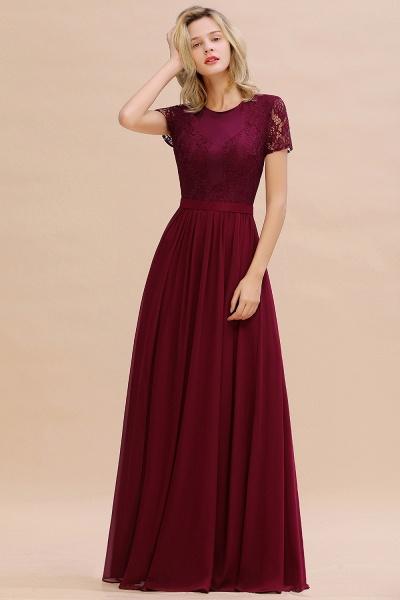 Amazing Chiffon A-line Evening Dress_2