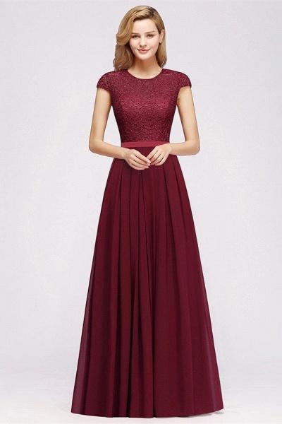Attractive A-line Evening Dress_3