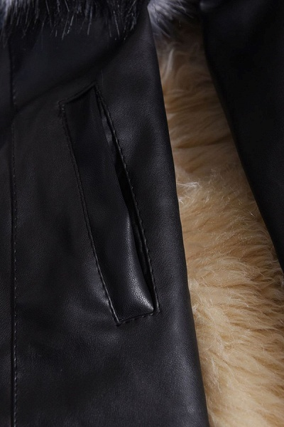 Women's Basic Winter Short Fur Coat_10