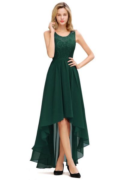 Best Chiffon A-line Evening Dress_2