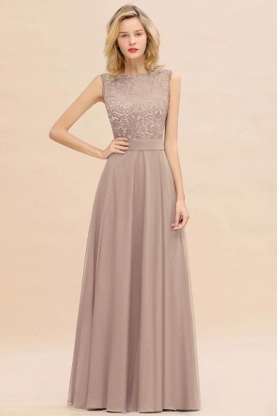 BM0772 Exquisite Scoop Sleeveless A-line Bridesmaid Dress_16