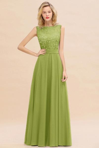 BM0772 Exquisite Scoop Sleeveless A-line Bridesmaid Dress_34