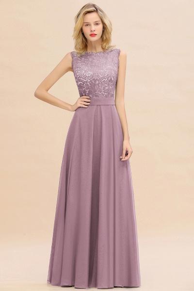 BM0772 Exquisite Scoop Sleeveless A-line Bridesmaid Dress_43