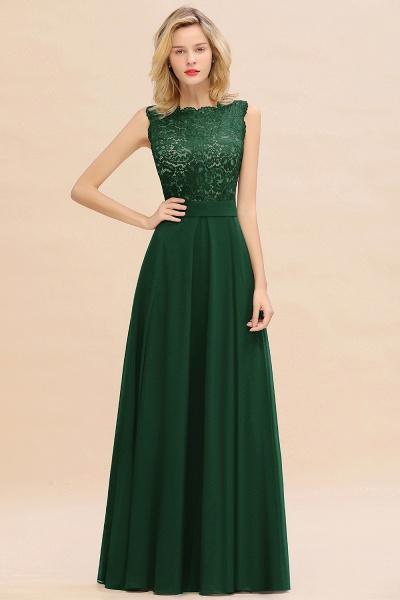 BM0772 Exquisite Scoop Sleeveless A-line Bridesmaid Dress_31