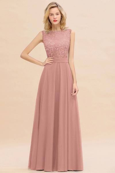 BM0772 Exquisite Scoop Sleeveless A-line Bridesmaid Dress_50