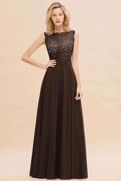 BM0772 Exquisite Scoop Sleeveless A-line Bridesmaid Dress_11