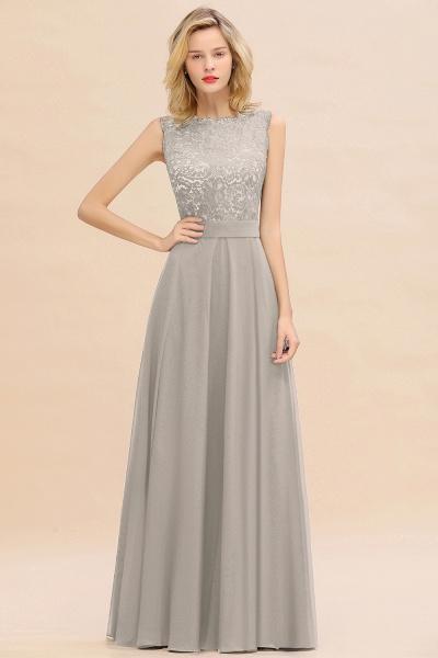 BM0772 Exquisite Scoop Sleeveless A-line Bridesmaid Dress_30