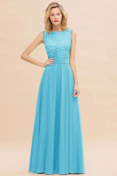 BM0772 Exquisite Scoop Sleeveless A-line Bridesmaid Dress_24