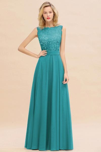 BM0772 Exquisite Scoop Sleeveless A-line Bridesmaid Dress_32