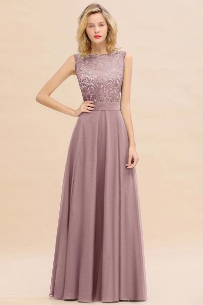 BM0772 Exquisite Scoop Sleeveless A-line Bridesmaid Dress_37