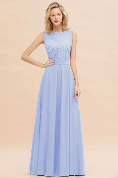 BM0772 Exquisite Scoop Sleeveless A-line Bridesmaid Dress_22