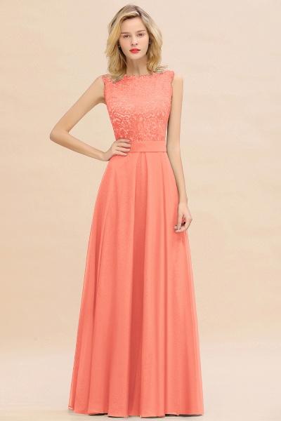 BM0772 Exquisite Scoop Sleeveless A-line Bridesmaid Dress_45