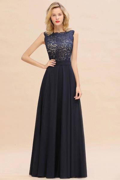 BM0772 Exquisite Scoop Sleeveless A-line Bridesmaid Dress_28