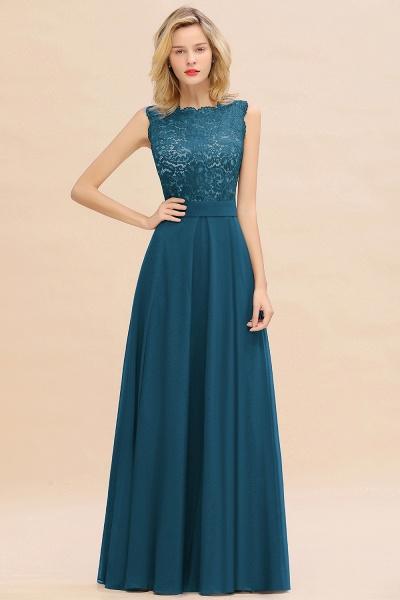 BM0772 Exquisite Scoop Sleeveless A-line Bridesmaid Dress_27