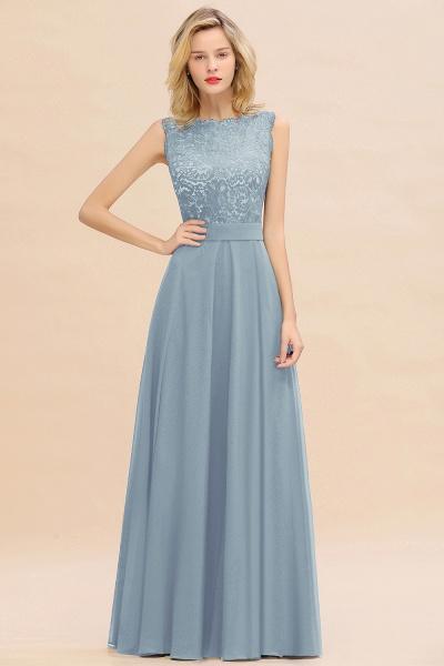 BM0772 Exquisite Scoop Sleeveless A-line Bridesmaid Dress_40