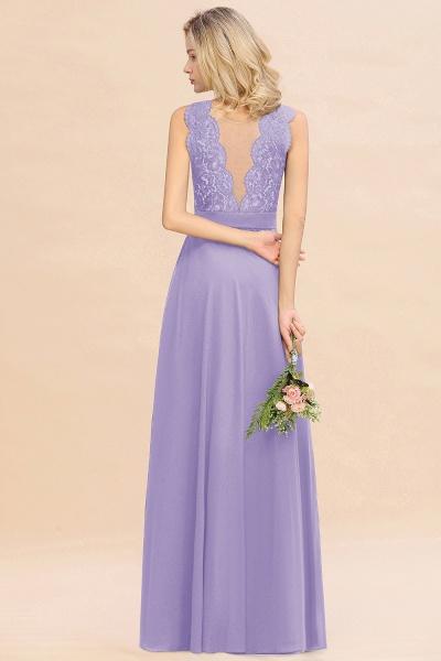 BM0772 Exquisite Scoop Sleeveless A-line Bridesmaid Dress_21