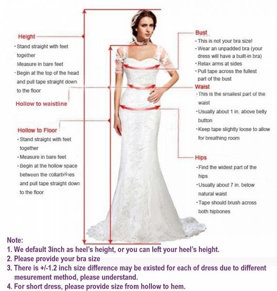 Red Mermaid Deep V Neck Lace Appliques Mermaid Prom Dresses_6