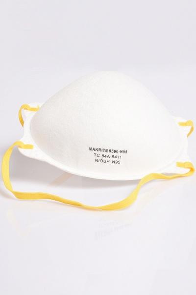 N95 Universal Protective Dustproof Reusable Respirators Face Masks 20 Pieces_3