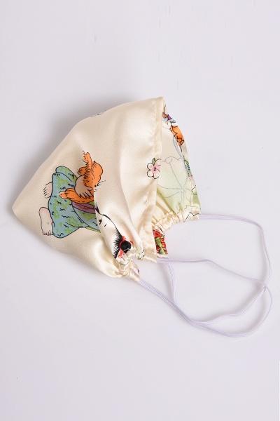 Silky Print Face Masks Anti Dust Face Masks 10 Pieces_4