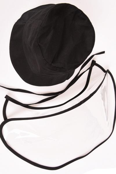 New Upgrade Pollution Protective Cap Anti Dust Cappello Cap With Transparent_5