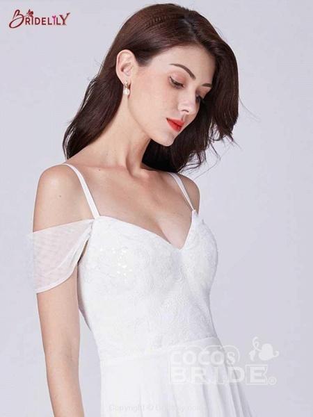 Elegant Off-The-Shoulder Lace Wedding Dresses_4
