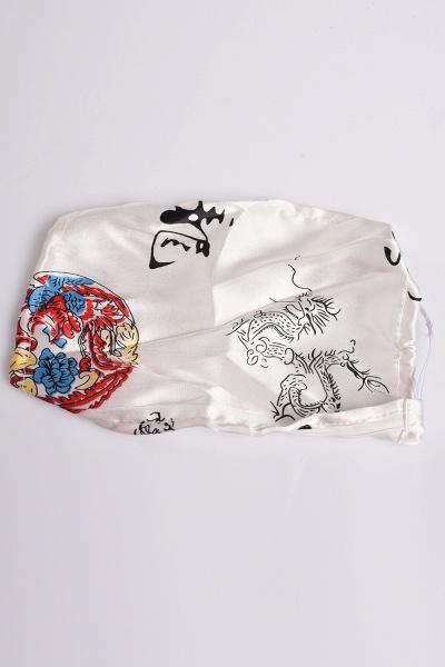 Silky Print Face Masks Anti Dust Face Masks 10 Pieces_7