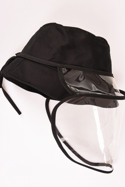 New Upgrade Pollution Protective Cap Anti Dust Cappello Cap With Transparent_4