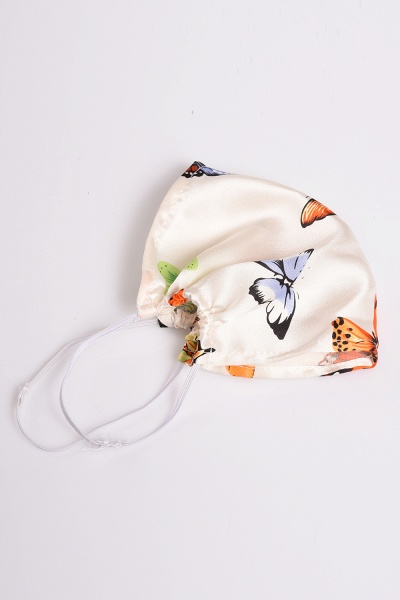 Silky Print Face Masks Anti Dust Face Masks 10 Pieces_35