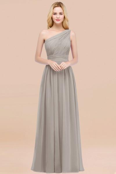 Elegant A-Line Chiffon One-Shoulder Sleeveless Ruffles Floor-Length Bridesmaid Dresses_30