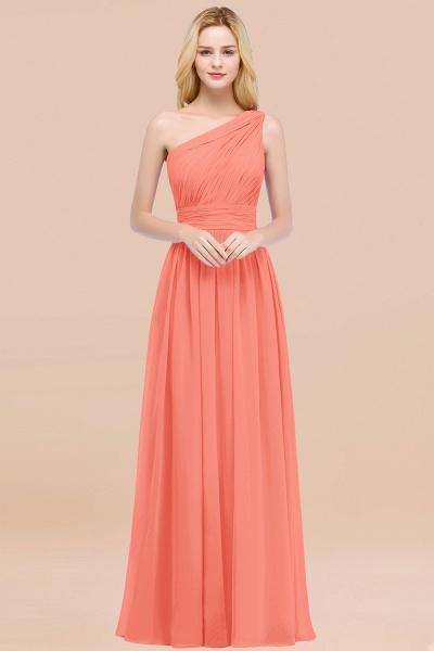 Elegant A-Line Chiffon One-Shoulder Sleeveless Ruffles Floor-Length Bridesmaid Dresses_45