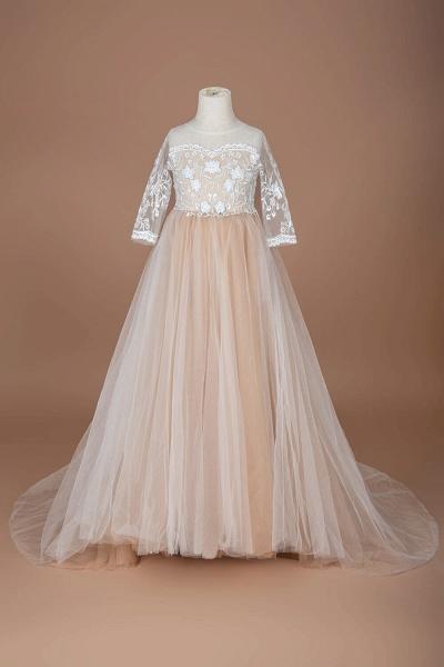 Boho Lace Flower Girl Dresses(Buy 2 Get 50% OFF)_2