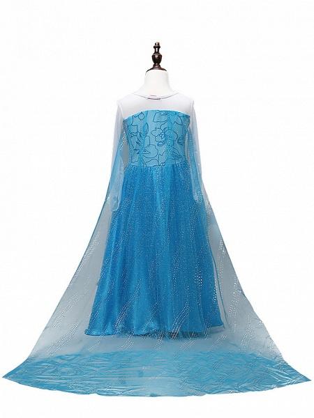 Sheath / Column Floor Length / Long Length Party / Birthday Chiffon / Tulle Long Sleeve Jewel Neck With Crystals / Splicing / Crystals / Rhinestones_2