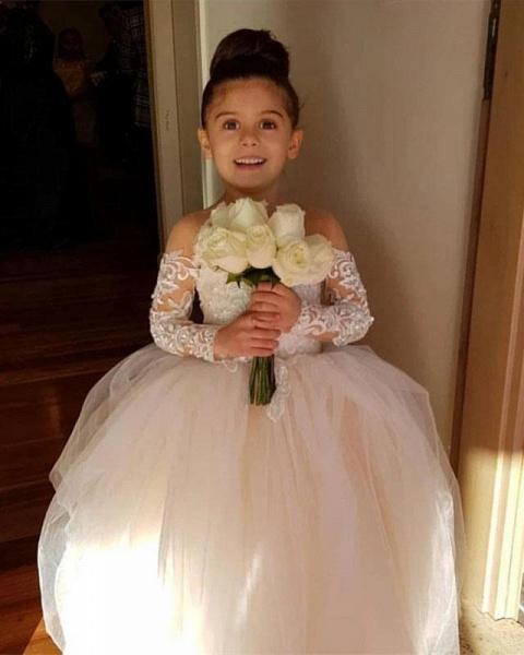 Boho Flower Girl Dresses for Wedding | Ship from USA_7