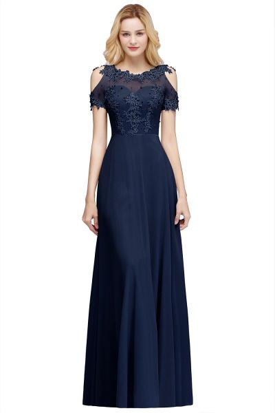Fabulous Jewel Chiffon A-line Prom Dress_3