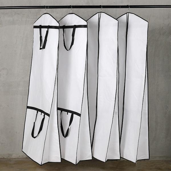CPA2937 White Classic Dres Length 160cm Garment Bags_2